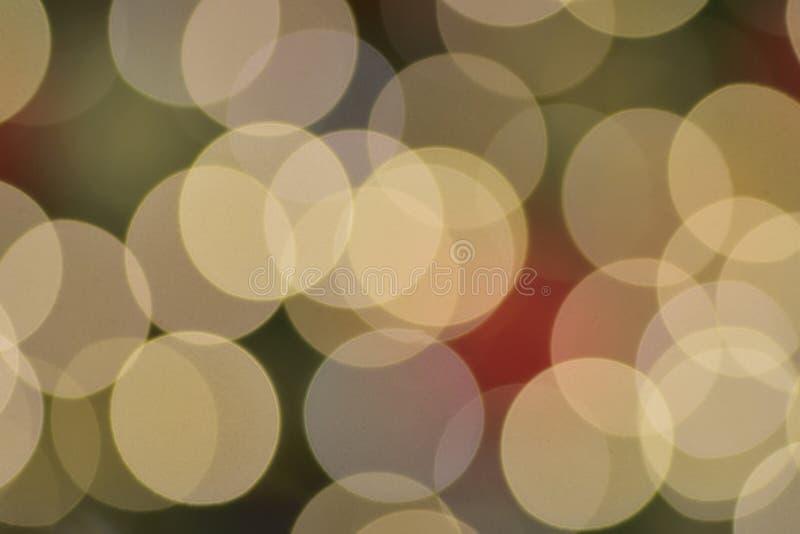 Achtergrondtextuur van kleurrijke vage LEIDENE lichten royalty-vrije stock afbeeldingen