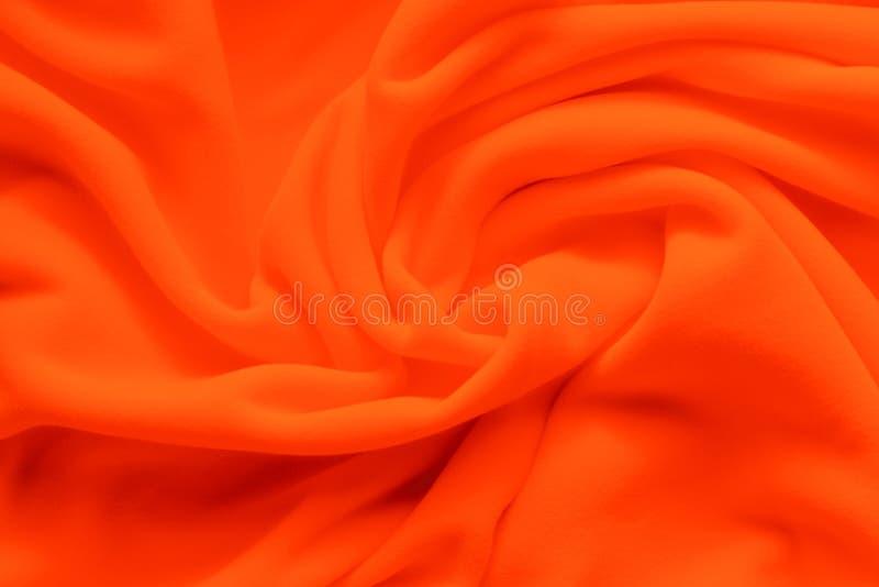 Achtergrondtextuur van oranje vacht stock afbeeldingen