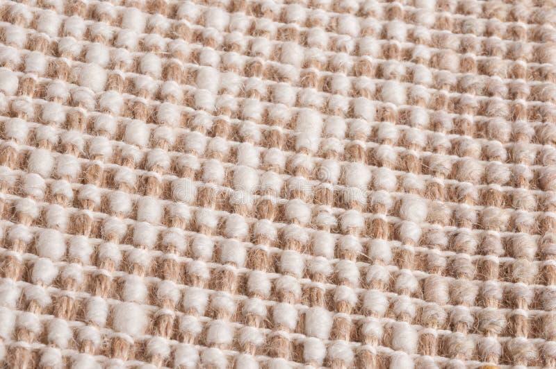 Achterkant van tapijt stock foto