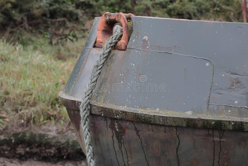 Achtersteven van het schip royalty-vrije stock fotografie