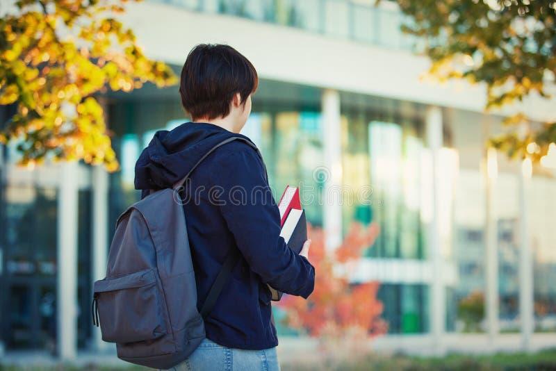 Achterstudent stock afbeeldingen