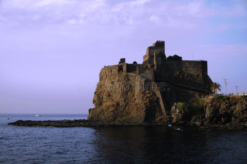 Aci Castello Sicily Italy - Creative Commons by gnuckx royalty free stock photo