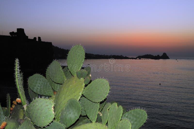Aci Castello Sicily Italy - Creative Commons by gnuckx royalty free stock photos