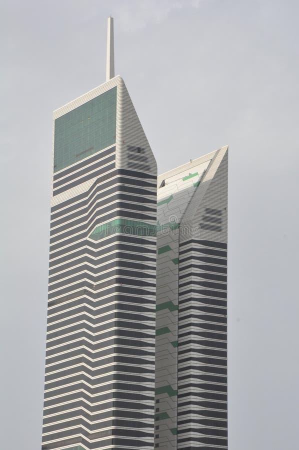 Free Acico Twin Towers In Dubai, UAE Stock Image - 38329001
