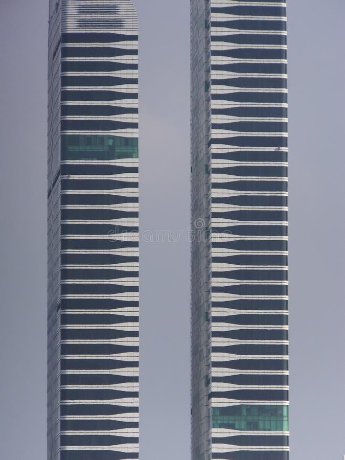Free Acico Twin Towers In Dubai, UAE Stock Photography - 38329022