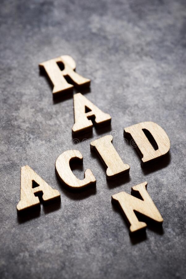 Argumentative research paper about acid rain