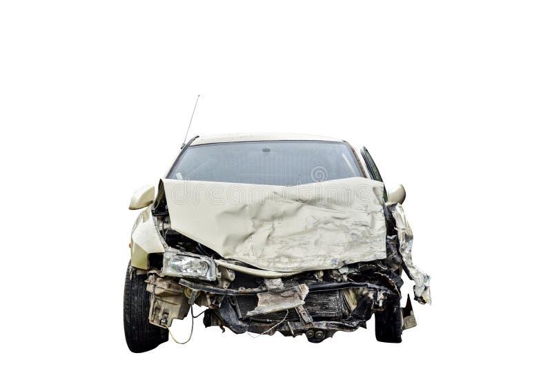Acidente de viação do acidente fotografia de stock royalty free