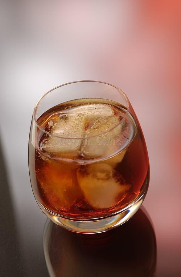 Acido di whisky fotografia stock libera da diritti