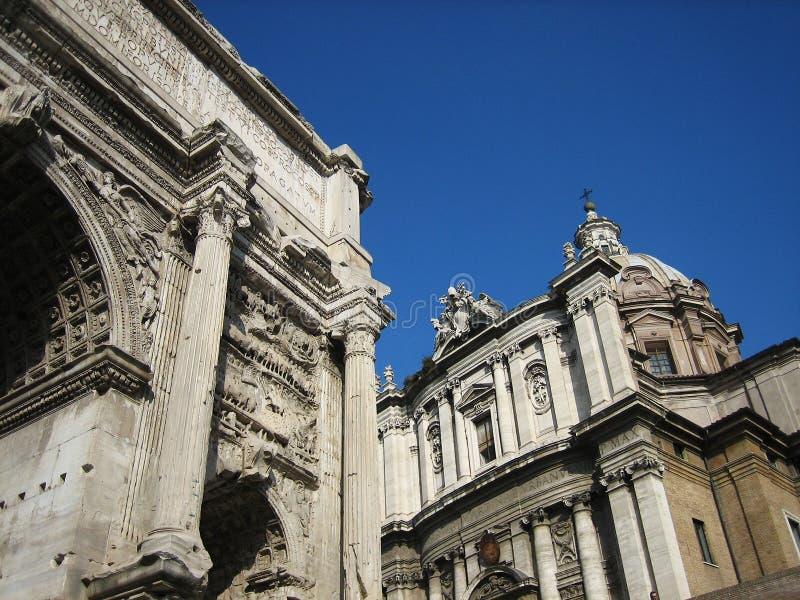 Acient Rome royalty free stock photos