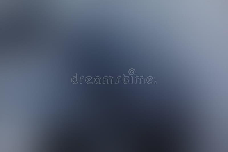 Acier abstrait de fond de gradient, métal, froid, dur, gris, bleu, rugueux avec l'espace de copie image libre de droits