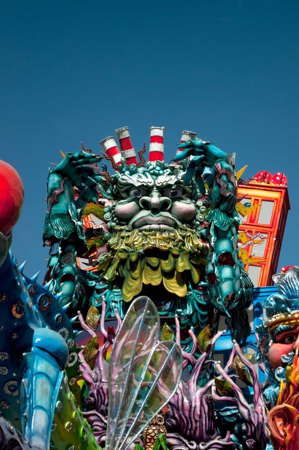 Acireale (CT) ELE carnevale 2011 foto de stock