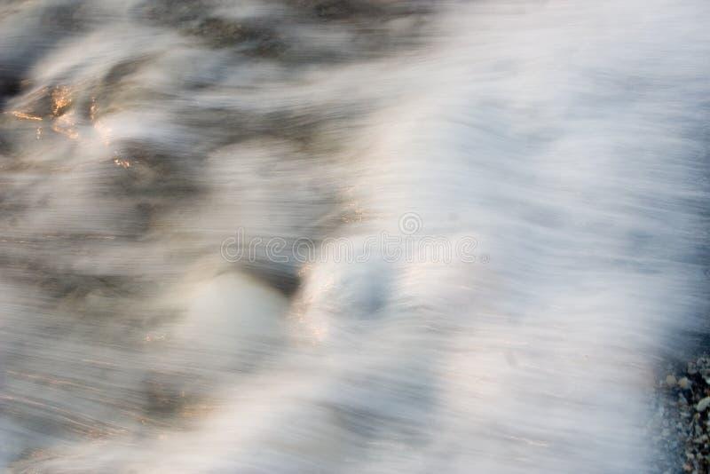 Acometida II de la marea del Seashell fotografía de archivo libre de regalías