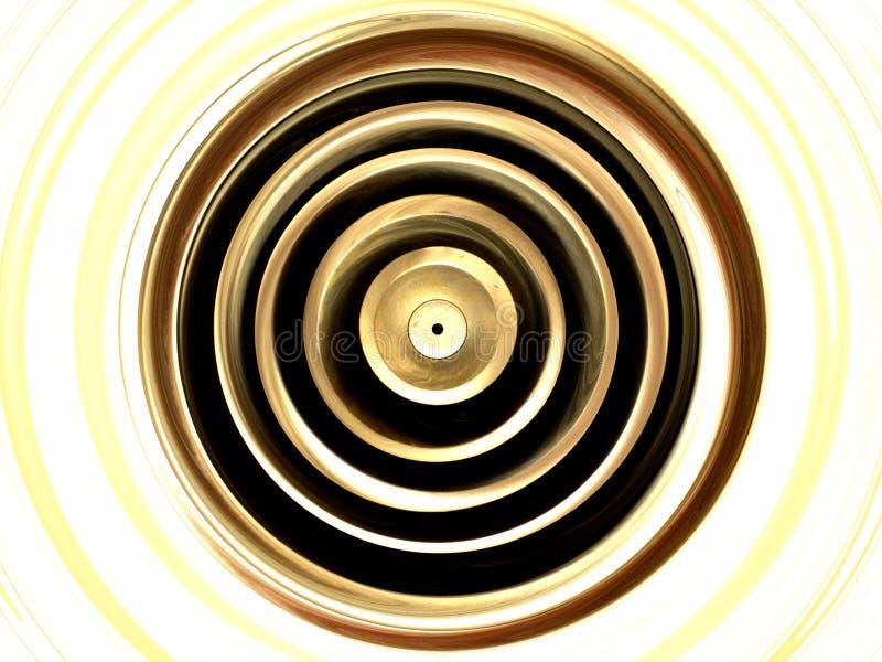 Acondicionador de aire moderno foto de archivo