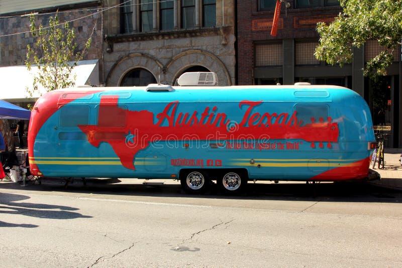 Acoplado de Austin imágenes de archivo libres de regalías