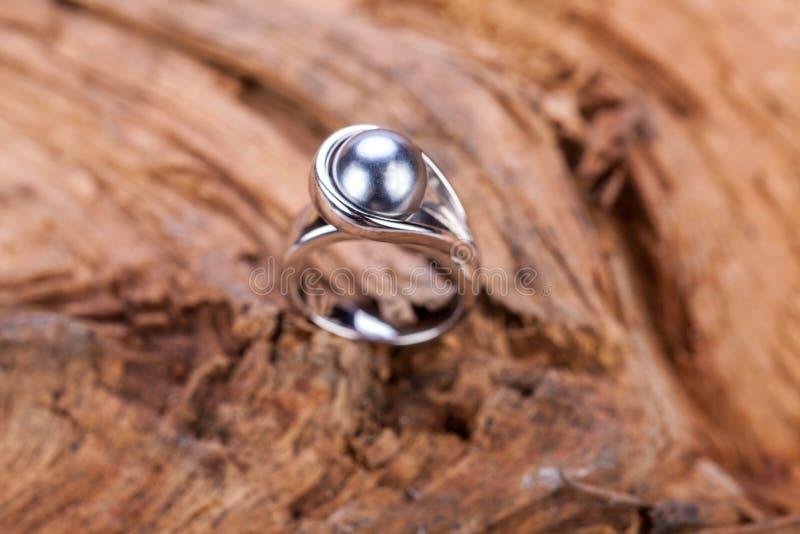Acoplamento accessoiry da joia bonita do anel fotos de stock royalty free