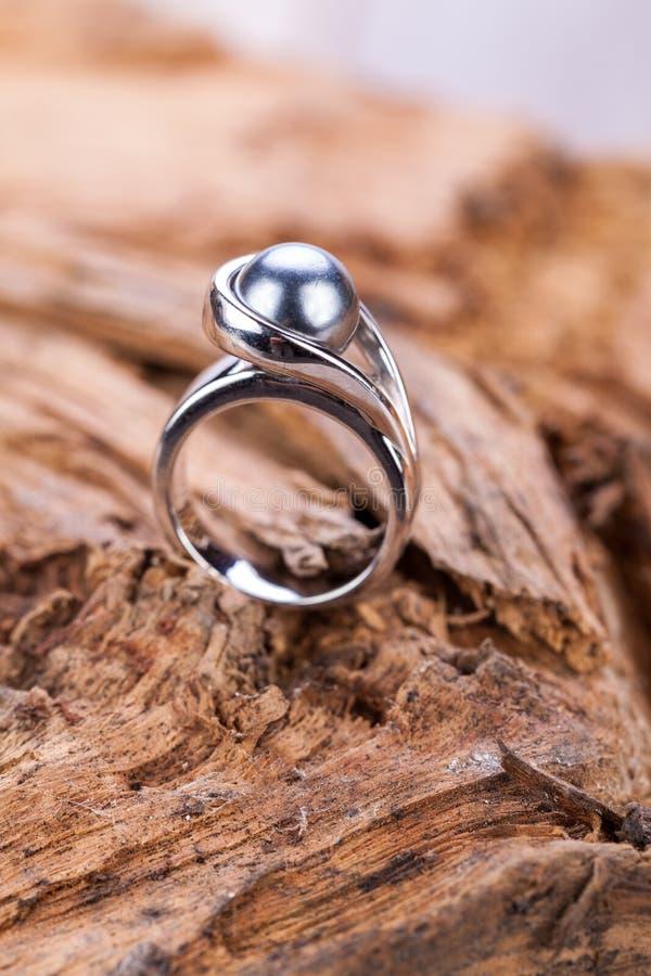 Acoplamento bonito do acessório da joia do anel fotos de stock royalty free