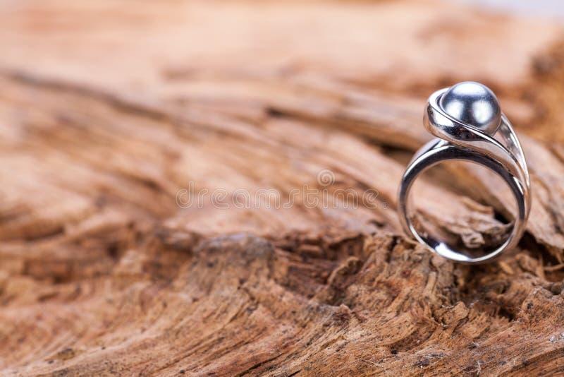 Acoplamento bonito do acessório da joia do anel imagens de stock