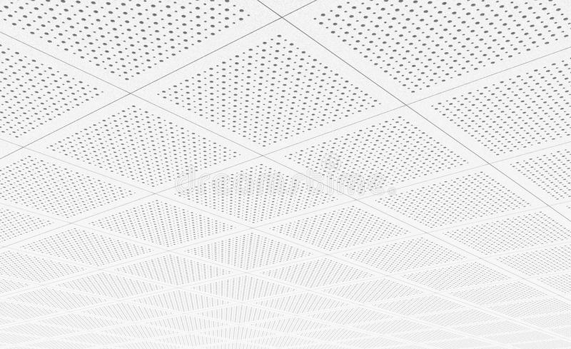 Acoustic ceiling tiles. Background image stock photos