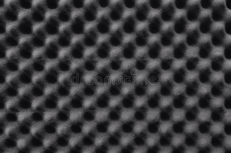 Acoustic foam wall royalty free stock photography