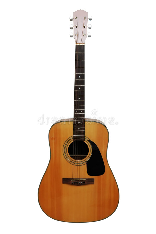 Free Acoustic Guitar Stock Photos - 1269363