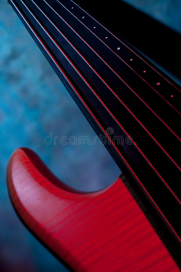 Download Acoustic guitar stock image. Image of roll, strings, light - 15322743