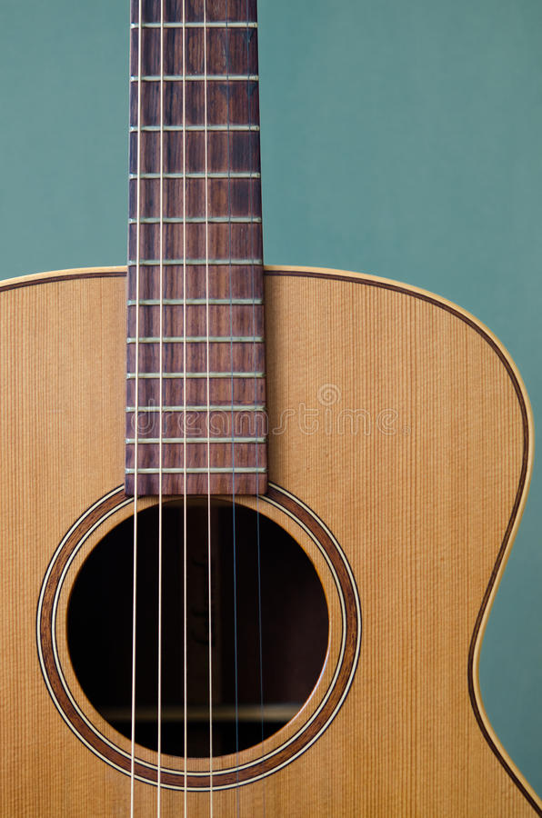 Acoustic Guitar Stock Photography