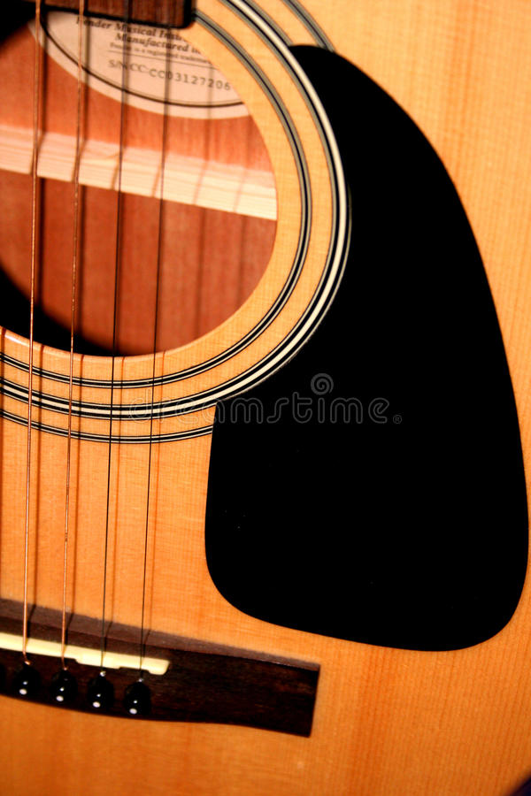 Download Acoustic Guitar stock photo. Image of object, instrument - 21283648