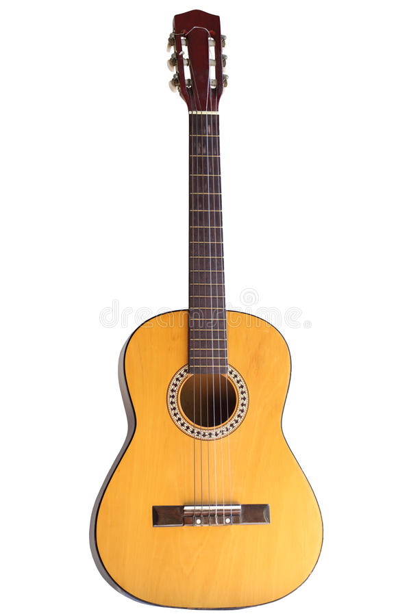 Download Acoustic Guitar stock image. Image of equipment, background - 23998259