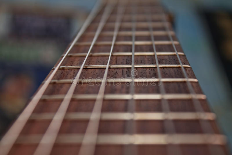 Download Acoustic Guitar stock image. Image of stage, soundboard - 24662663