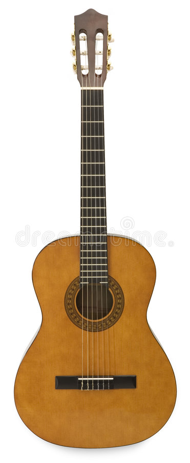 Free Acoustic Guitar Stock Image - 3446411