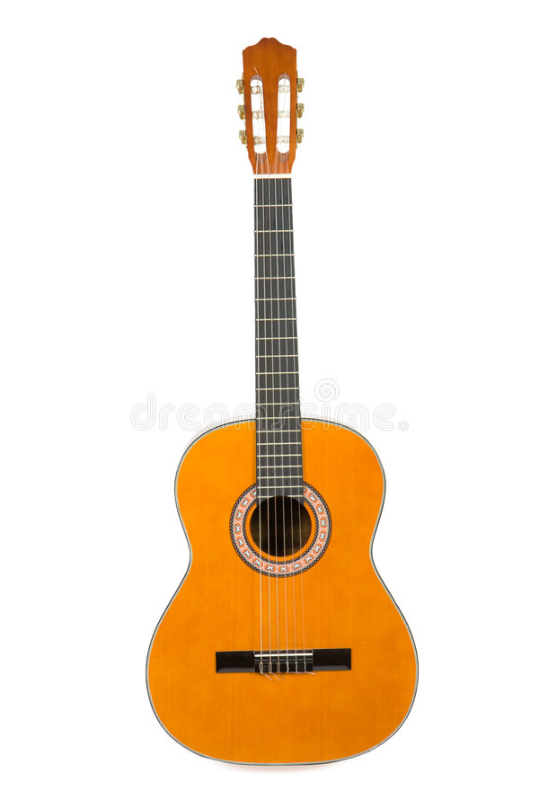 Free Acoustic Guitar. Royalty Free Stock Photography - 3637837