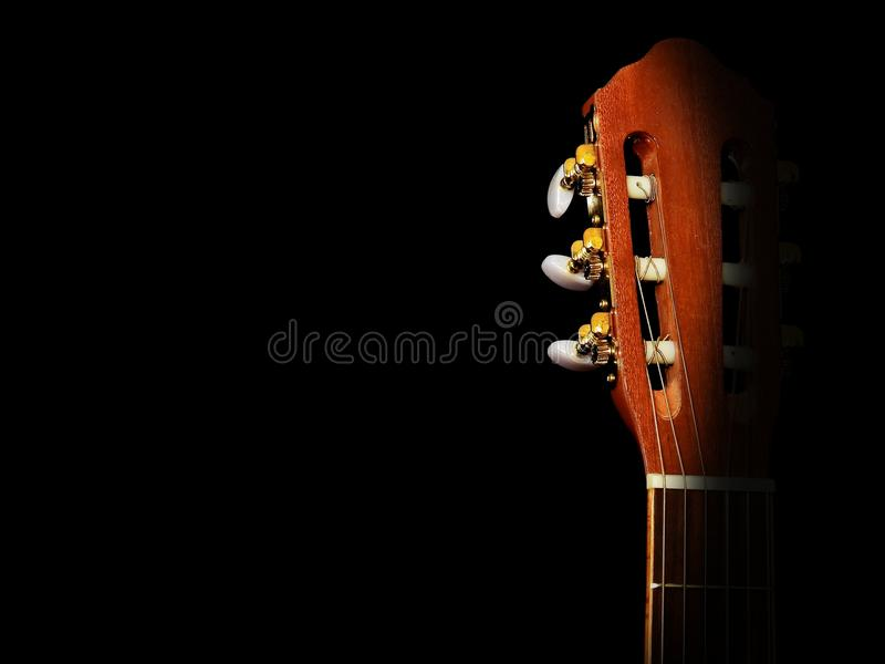 Acoustic, Guitar, Classic stock photography