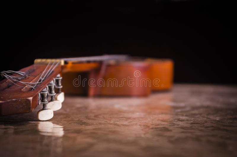 Download Acoustic Guitar stock photo. Image of guitar, still, part - 48488142
