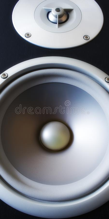 Download Acoustic speaker stock image. Image of stereo, music, frequencies - 5164923