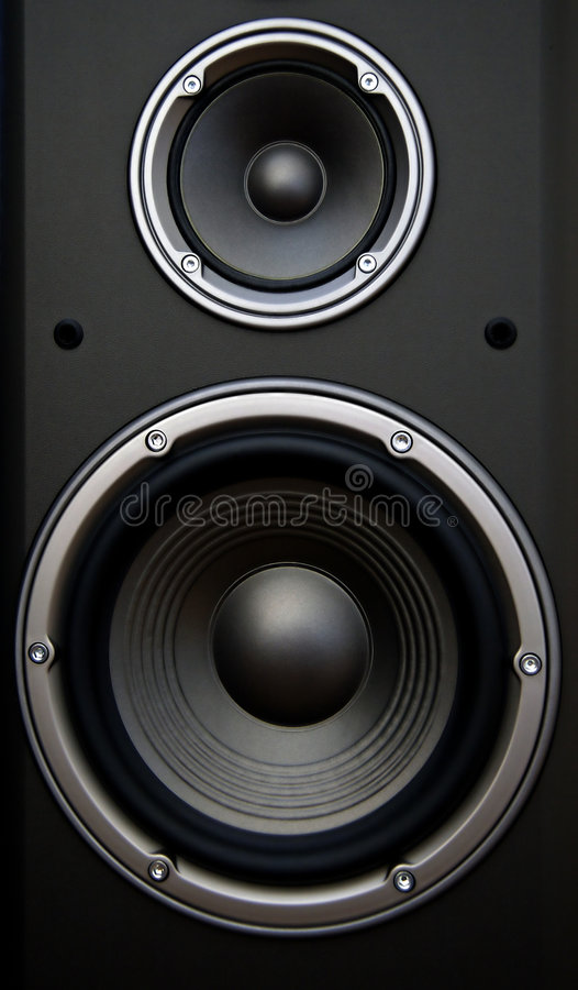 Free Acoustic System Royalty Free Stock Photography - 3247307