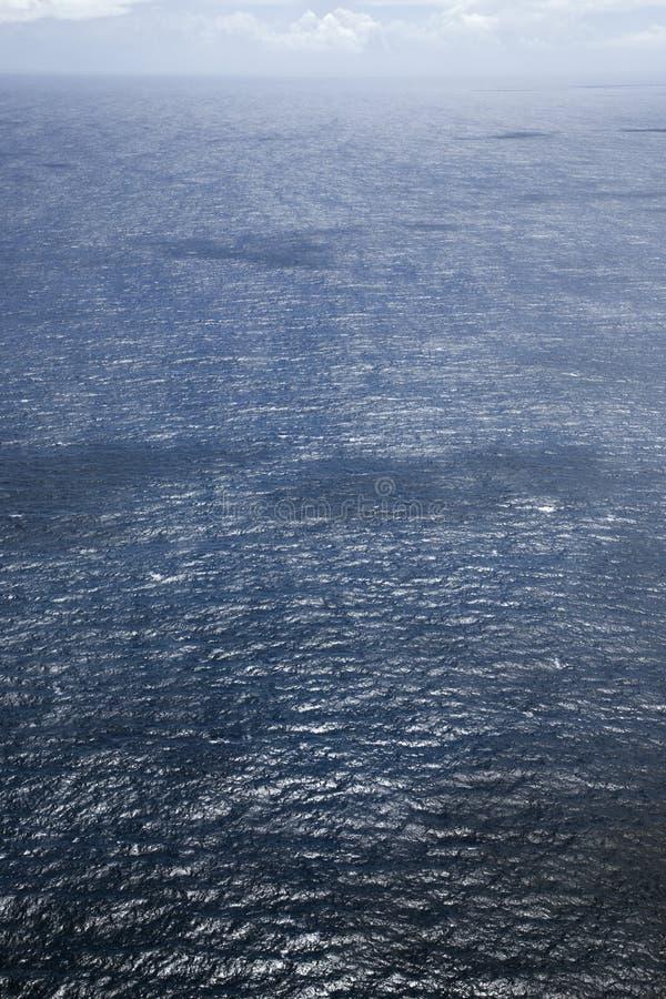 Acqua dell'oceano. fotografia stock