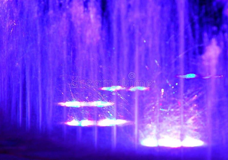Acqua della fontana fotografie stock libere da diritti
