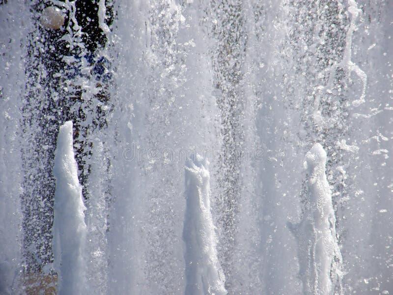 Acqua della fontana immagini stock libere da diritti