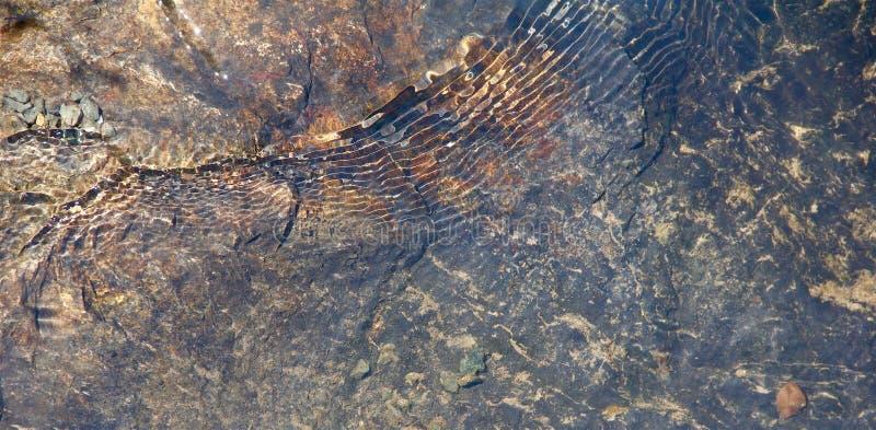 Acqua e pietra immagini stock