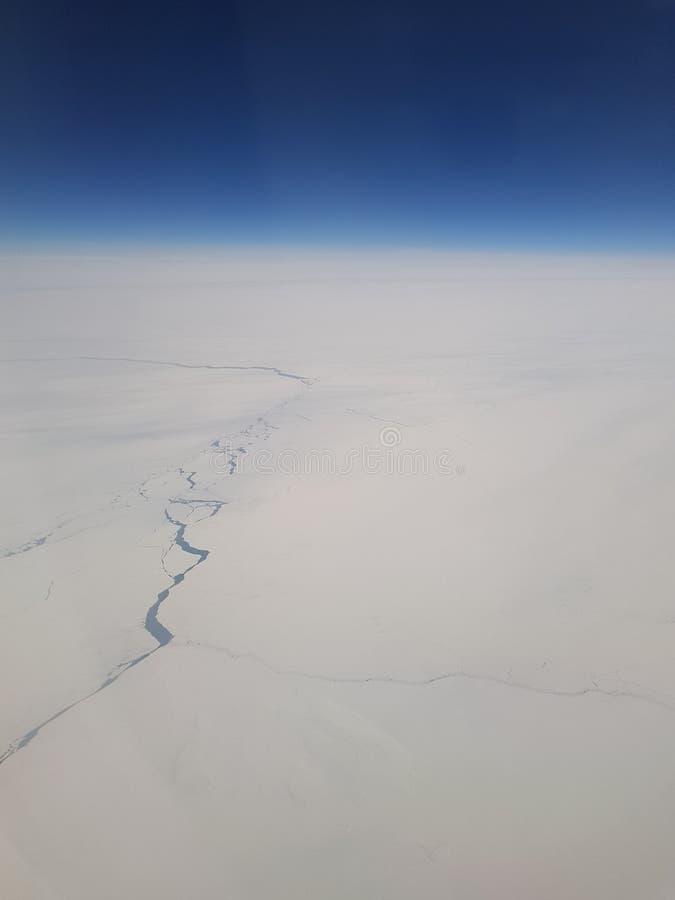 Acqua, ghiaccio, Antartide, polare, fredda, weiss, blau fotografie stock libere da diritti