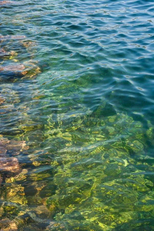 Acqua libera fotografia stock