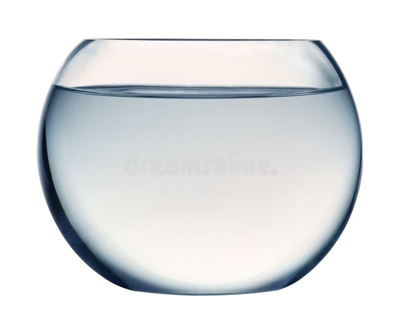 acquario rotondo immagine stock immagine di vuoto