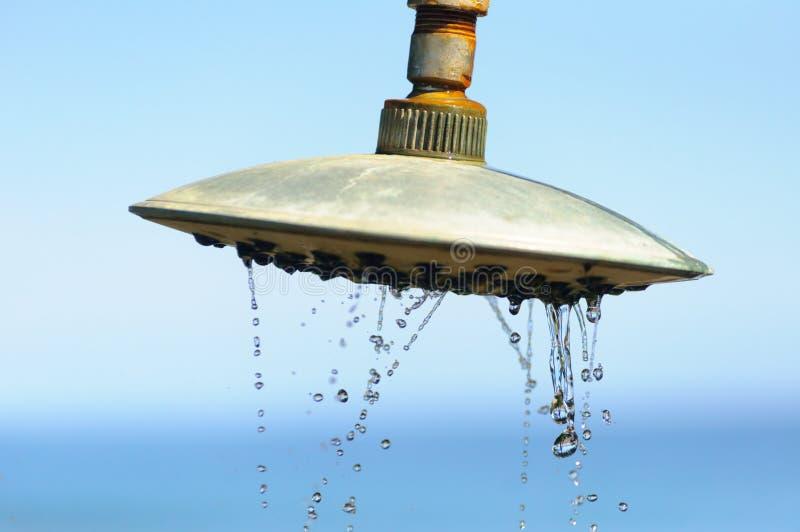 acquazzone immagine stock