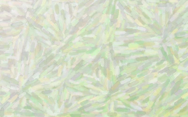 Acquerello grigio chiaro con l'illustrazione luminosa del fondo di colori royalty illustrazione gratis