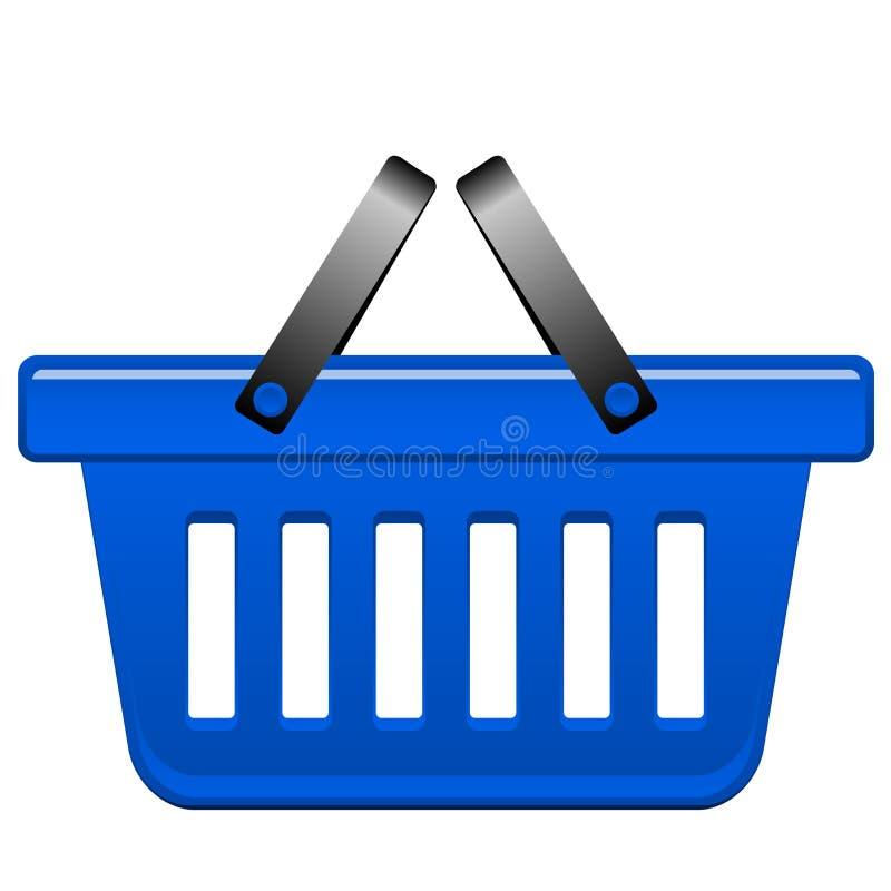 Acquisto-carrello illustrazione di stock