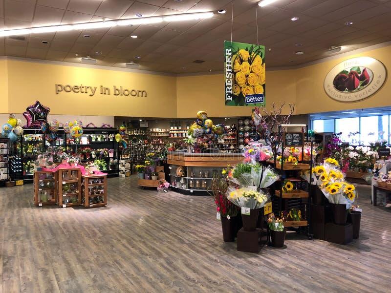 Acquisto del supermercato fotografie stock libere da diritti