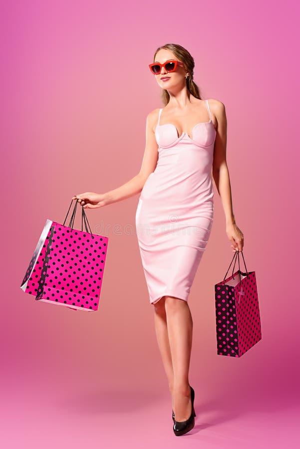 Acquisto di Vogue immagini stock