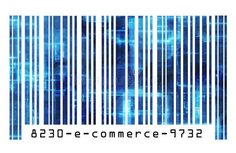 Acquisto in linea illustrazione di stock