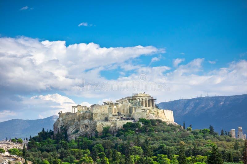 Download Acrópole, Atenas, Grécia foto de stock. Imagem de history - 29835272