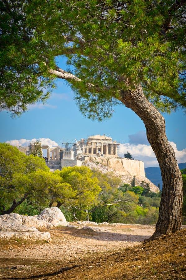 Acrópolis, Atenas, Grecia fotos de archivo